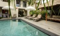 Private Pool - Villa Elok - Batubelig, Bali
