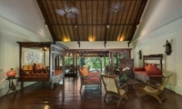 Indoor Living Area - Villa Frangipani - Canggu, Bali
