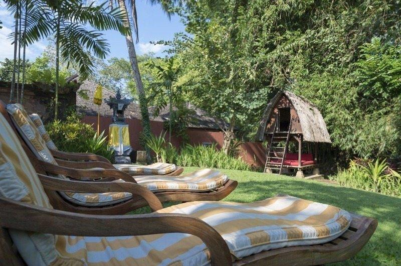 Sun Loungers - Villa Frangipani - Canggu, Bali