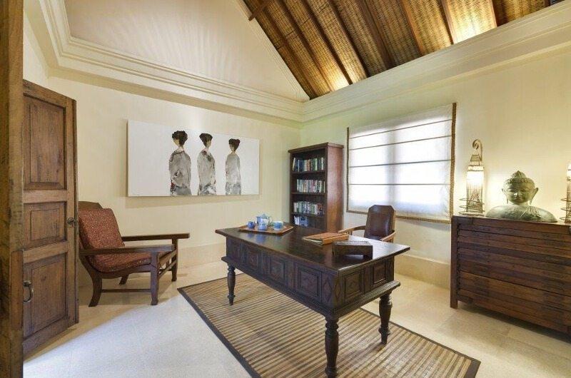 Study Room - Villa Frangipani - Canggu, Bali