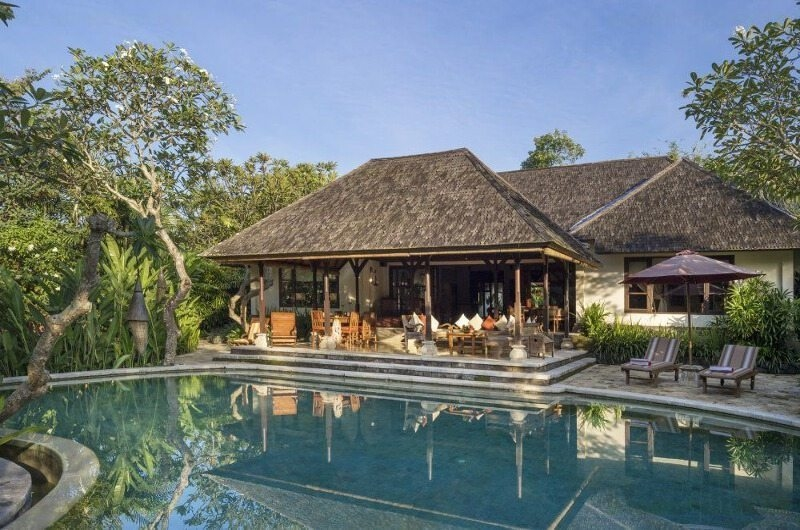 Swimming Pool - Villa Frangipani - Canggu, Bali