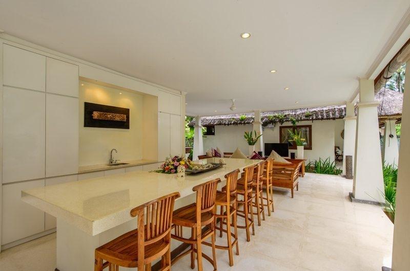 Dining Area - Villa Gils - Candidasa, Bali