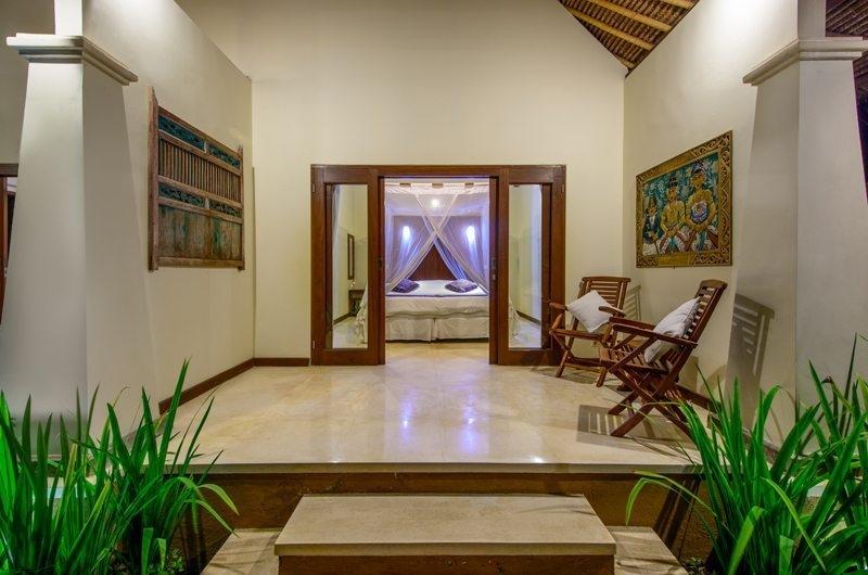 Balcony View - Villa Gils - Candidasa, Bali