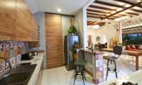 Kitchen Area - Villa Hari - Seminyak, Bali