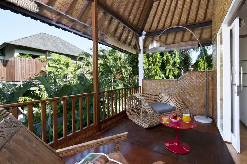 Balcony View - Villa Hari - Seminyak, Bali