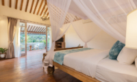 Bedroom and Balcony - Villa Hasian - Jimbaran, Bali