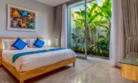 Bedroom View - Villa Indah Aramanis - Seminyak, Bali