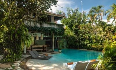 Pool Side - Villa Istimewa - Seminyak, Bali