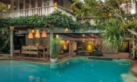 Gardens and Pool - Villa Istimewa - Seminyak, Bali