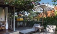 Reclining Sun Loungers - Villa Istimewa - Seminyak, Bali