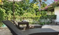 Sun Loungers - Villa Istimewa - Seminyak, Bali