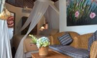Bedroom with Seating Area - Villa Istimewa - Seminyak, Bali