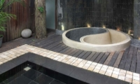 Open Plan Bathtub - Villa Istimewa - Seminyak, Bali