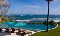 Pool Side - Villa Jagaditha - Seseh, Bali