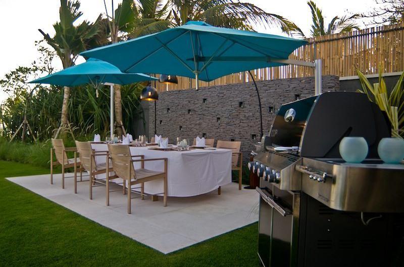 Outdoor Dining Area - Villa Jagaditha - Seseh, Bali