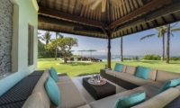 Outdoor Lounge - Villa Jagaditha - Seseh, Bali