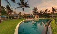 Gardens and Pool - Villa Jagaditha - Seseh, Bali
