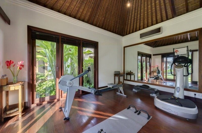 Gym - Villa Jagaditha - Seseh, Bali