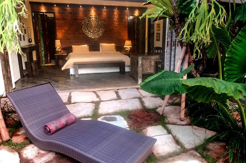 Bedroom View - Villa Jempiring - Seminyak, Bali