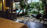 Pool Side - Villa Jempiring - Seminyak, Bali