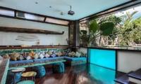 Indoor Living Area - Villa Jempiring - Seminyak, Bali
