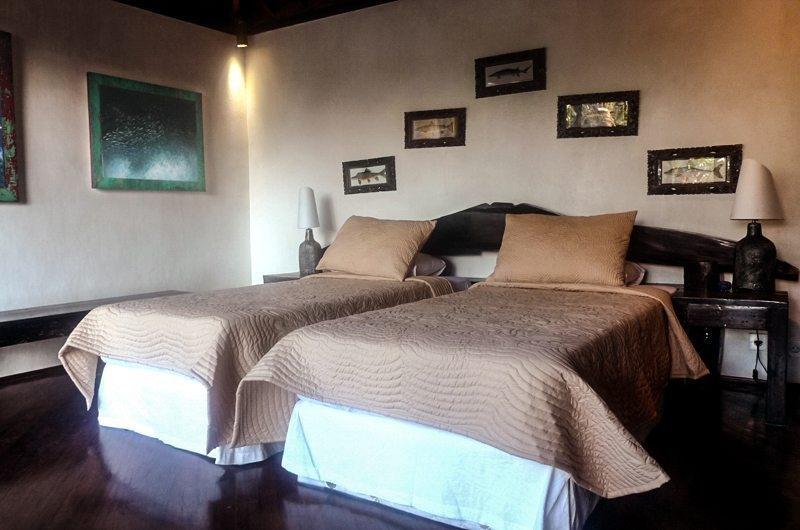 Twin Bedroom - Villa Jempiring - Seminyak, Bali