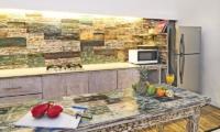 Kitchen and Dining Area - Villa Jolanda - Seminyak, Bali