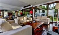 Living Area - Villa jukung - Candidasa, Bali
