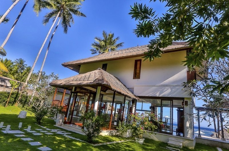 Outdoor Area - Villa jukung - Candidasa, Bali