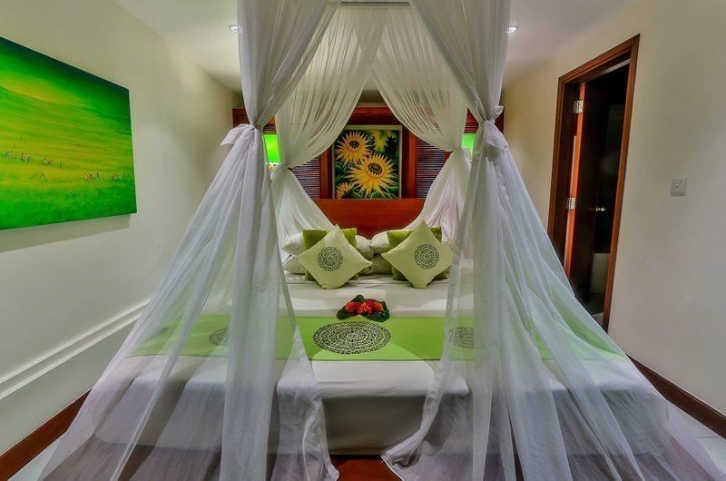 Bedroom - Villa jukung - Candidasa, Bali