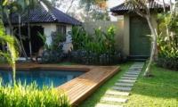 Pool Side - Villa Jumah - Seminyak, Bali