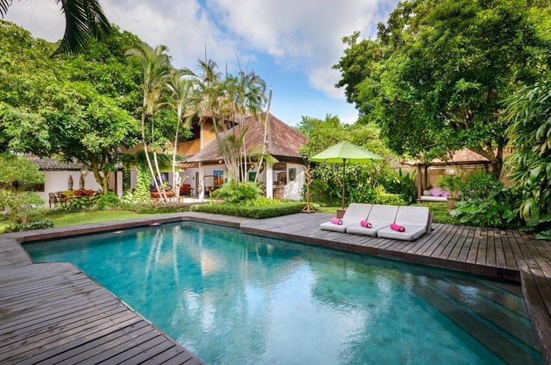 Pool - Villa Jumah - Seminyak, Bali