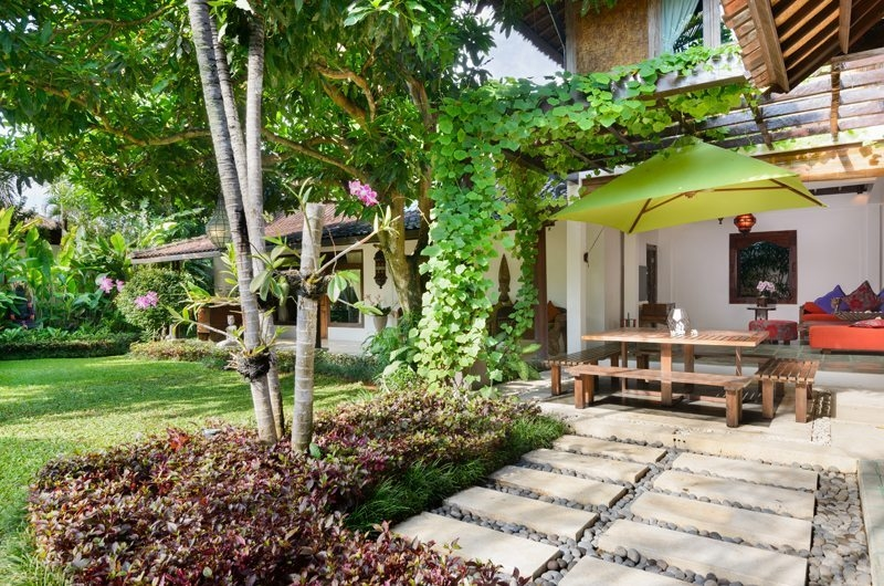 Pathway - Villa Jumah - Seminyak, Bali