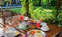 Dining with Pool View - Villa Jumah - Seminyak, Bali