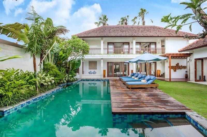 Swimming Pool - Villa Kajou - Seminyak, Bali