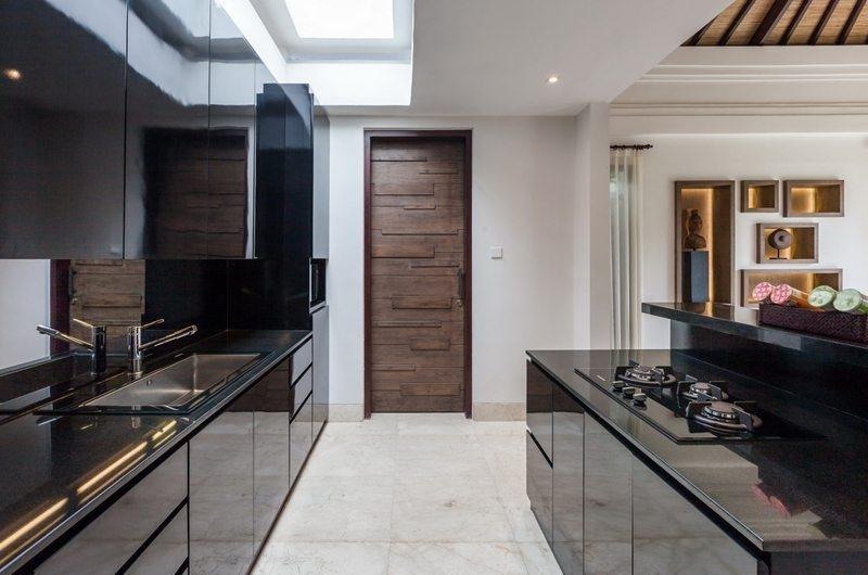 Modular Kitchen - Villa Kajou - Seminyak, Bali