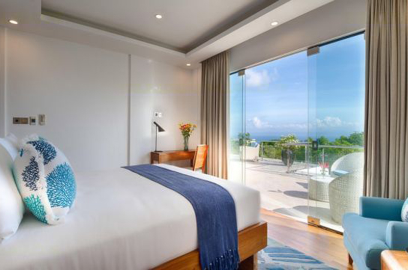 Bedroom with Sea View - Villa Kalibali - Uluwatu, Bali