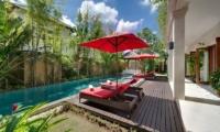 Pool Side - Villa Kalimaya - Seminyak, Bali