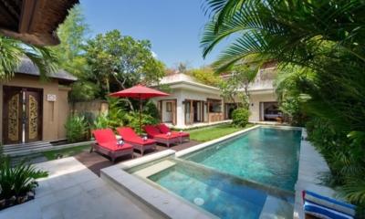 Gardens and Pool - Villa Kalimaya - Seminyak, Bali