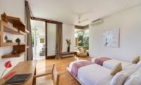 Twin Bedroom - Villa Kavya - Canggu, Bali