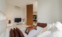 Lounge Area with TV - Villa Kavya - Canggu, Bali