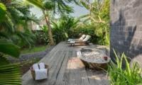 Sun Beds - Villa Kavya - Canggu, Bali