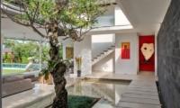 Pathway - Villa Kavya - Canggu, Bali