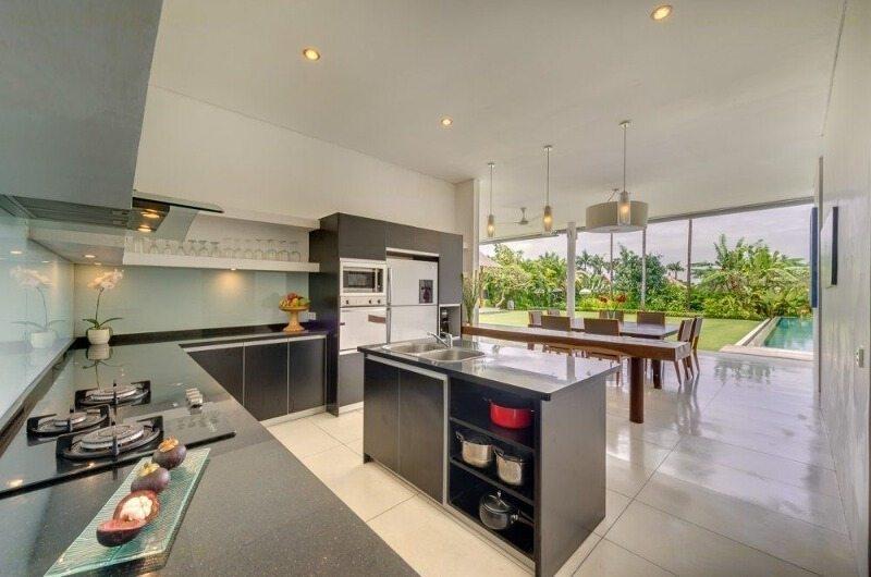 Kitchen Area - Villa Kavya - Canggu, Bali