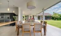 Dining Area - Villa Kavya - Canggu, Bali