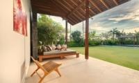 Outdoor Seating Area - Villa Kavya - Canggu, Bali