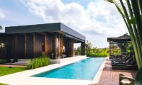 Gardens and Pool - Villa Kayajiwa - Canggu, Bali