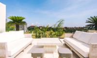 Open Plan Lounge Area - Villa Kayajiwa - Canggu, Bali