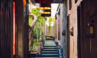 Pathway - Villa Kayajiwa - Canggu, Bali
