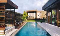 Swimming Pool - Villa Kayajiwa - Canggu, Bali